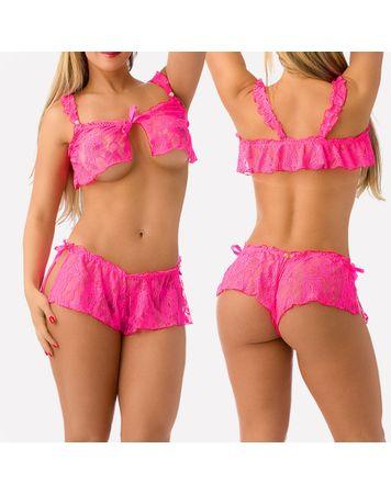 Baby-Doll-Zaragata-Pink